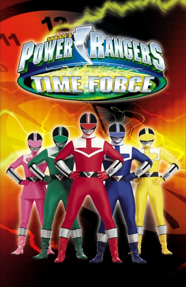 Power Rangers Time Force Ntsc U Iso
